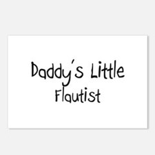 Daddy's Little Flautist Postcards (Package of 8)