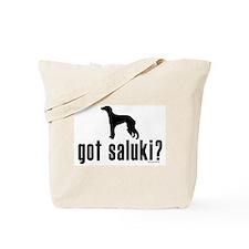 got saluki? Tote Bag