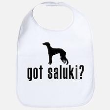 got saluki? Bib