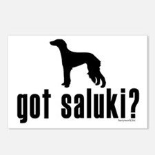got saluki? Postcards (Package of 8)