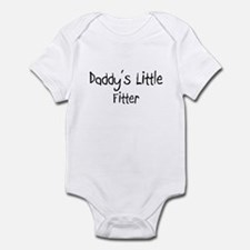 Daddy's Little Fitter Onesie