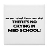 Med school Tile Coasters