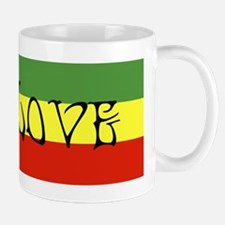 One Love - small mug