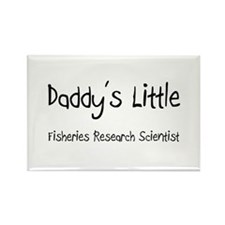 Daddy's Little Fisheries Research Scientist Rectan