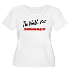 """The World's Best Demonologist"" T-Shirt"