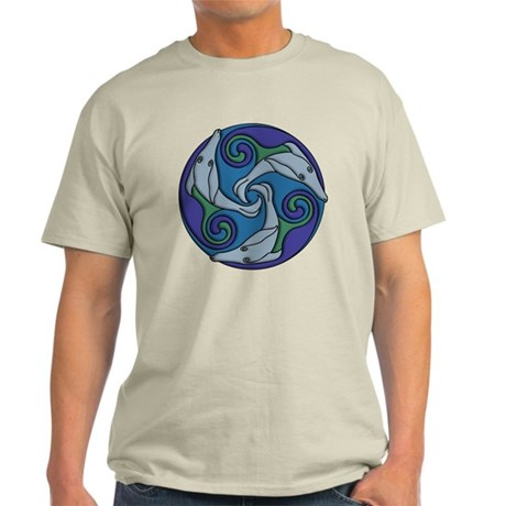 Selkie Triskele Light T-Shirt