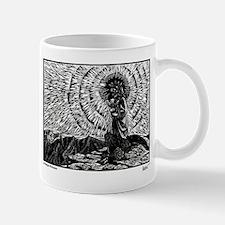 La Vierge d'Orisson Mug