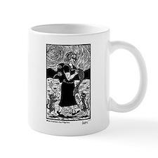 Knitting Pilgrim Mug