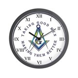 Masonic Basic Clocks