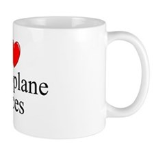"""I Love (Heart) Hydroplane Races"" Mug"