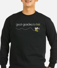 great grandma to be t-shirt T