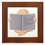 Brainy Baby Designs Framed Tile