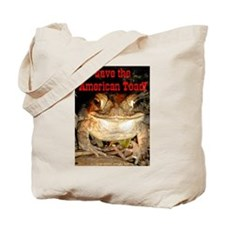 Save Toad Tote Bag