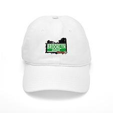 BROOKLYN AVENUE, BROOKLYN, NYC Baseball Cap