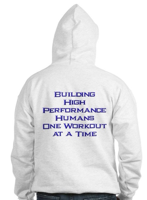 Cute Strength conditioning Hoodie