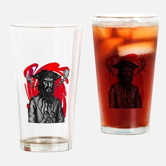 TEACH Drinking Glass