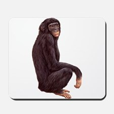 Bonobo Pygmy Chimpanzee Mousepad