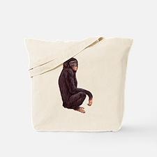 Bonobo Pygmy Chimpanzee Tote Bag