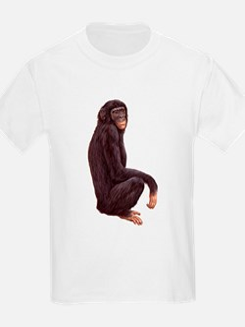 Bonobo Pygmy Chimpanzee T-Shirt