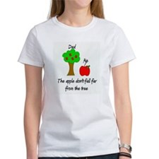 Father's Day Apple Tree Tee
