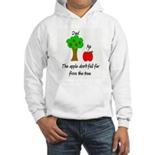 Father's Day Apple Tree Hoodie