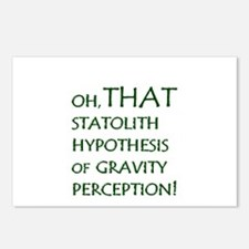 Gravity Perception Postcards (Package of 8)