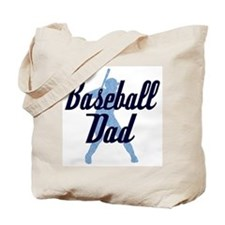 Baseball Dad Tote Bag