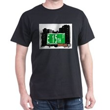 E 15th STREET, BROOKLYN, NYC T-Shirt