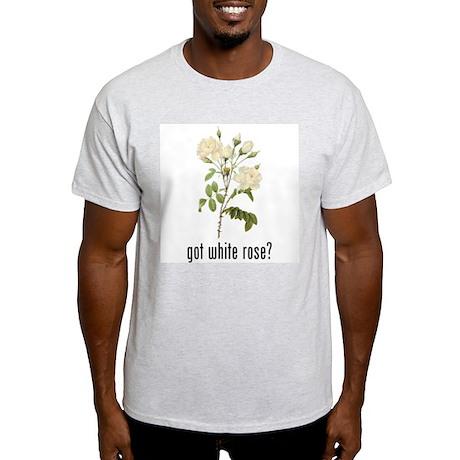 White Rose Light T-Shirt