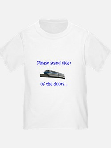 blue doors T-Shirt
