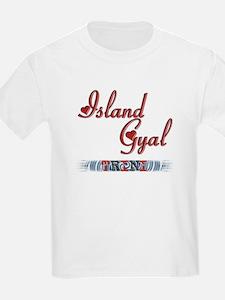 Island Gyal - Trini - T-Shirt