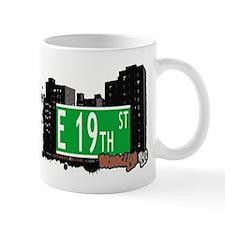 E 19th STREET, BROOKLYN, NYC Mug