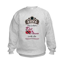 Trini Princess - Sweatshirt