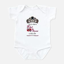 Trini Princess - Infant Bodysuit
