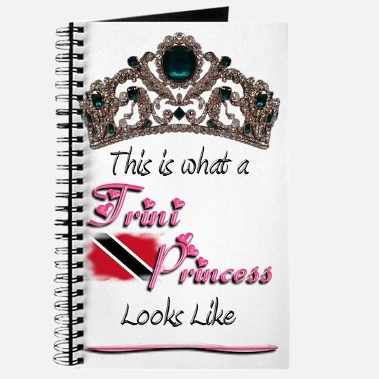 Trini Princess - Journal