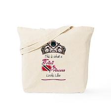 Trini Princess - Tote Bag
