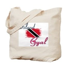 Island Gyal - Trini Tote Bag