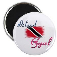 Island Gyal - Trini Magnet