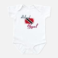 Island Gyal - Trini Infant Bodysuit