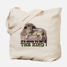 It's good to be The King Tote Bag
