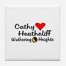 C+H Tile Coaster