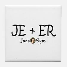 JE+ER Tile Coaster