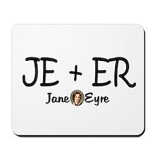 JE+ER Mousepad