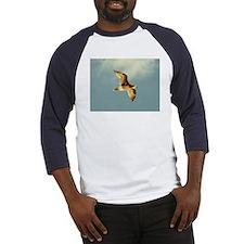Gull in Flight, Eucla WA Baseball Jersey