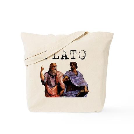 Plato Book Bag