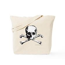 Skull & Crossbones Book Bag