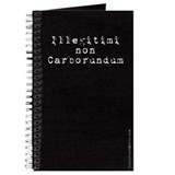 Illegitimi Journals & Spiral Notebooks