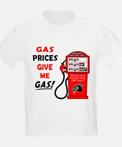 High Gas Prices T-Shirt