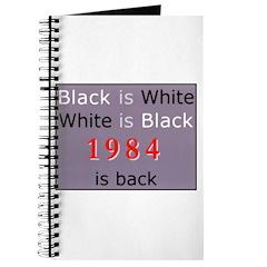 1984 Big Bro Propaganda lies on Journal