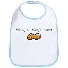 Mommy & Daddy's Peanut Bib